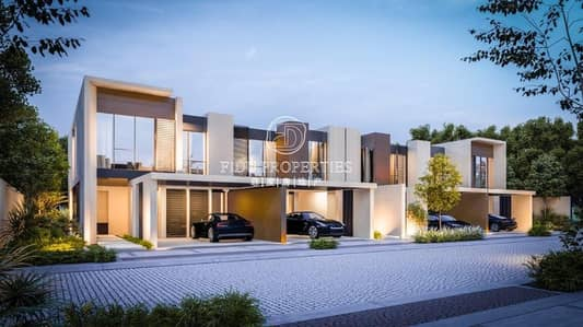 3 Bedroom Townhouse for Sale in Dubailand, Dubai - Book only for 70k. Latest Meraas Project