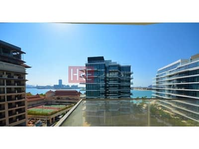 1 Bedroom Apartment for Sale in Palm Jumeirah, Dubai - Must See Vacant Fully Furnished Sea View 