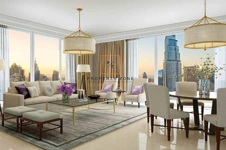 2 Bedroom Flat for Sale in Downtown Dubai, Dubai - Great Location 2 Beds in Boulevard Point