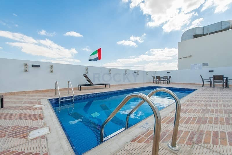 2 Bed  | Swimming Pool & Gym  | Central Gas | Al Warqaa