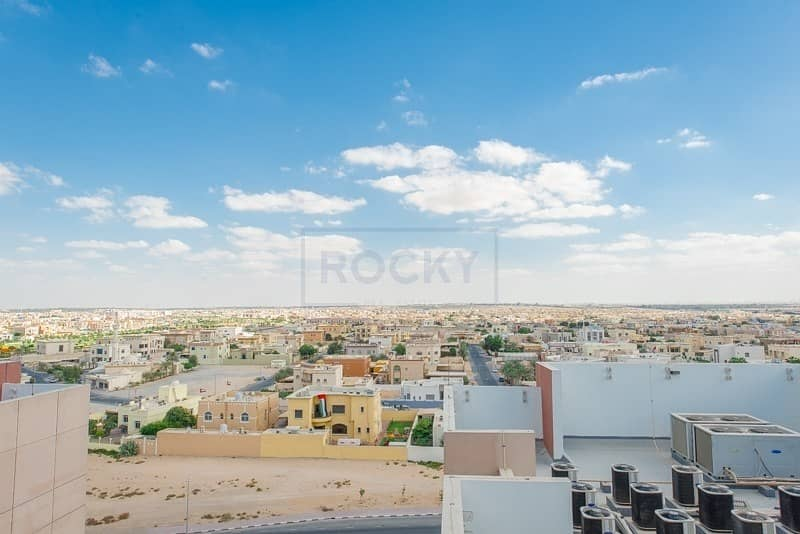 13 2 Bed  | Swimming Pool & Gym  | Central Gas | Al Warqaa