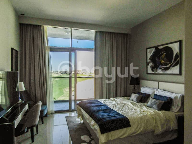 Amazing Big Studio with best  Golf Course View 53K