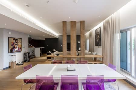 4 Bedroom Villa for Sale in Business Bay, Dubai - MODERN AND DETAILED FURNISHING 4BR VILLA