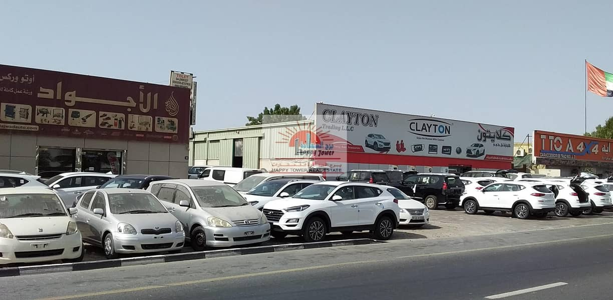 2 600 Sqfts. Warehouse in Ras Al Khor