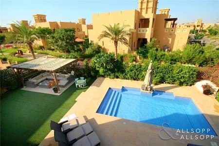 3 Bedroom Villa for Sale in Al Furjan, Dubai - Private Pool | Corner Unit | Upgraded