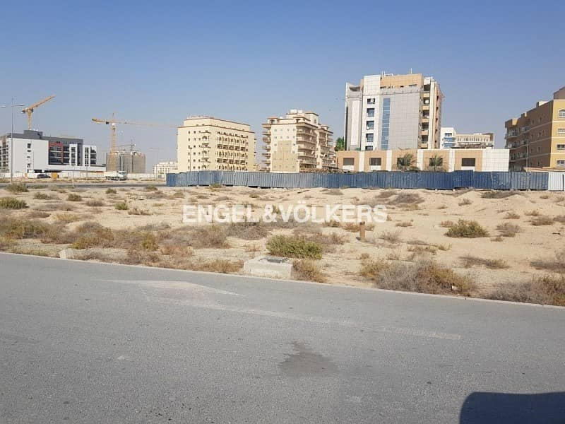 59 DHS per sq.ft. |prime location in IC3