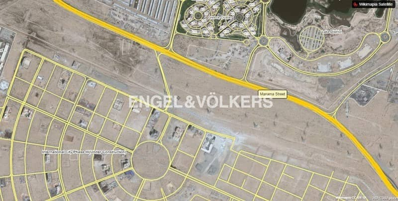 13 59 DHS per sq.ft. |prime location in IC3