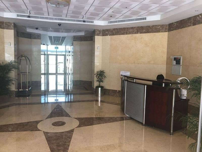 2 Specious 1 Bedroom apartment with Balcony for rent in University View Dubai Silicon Oasis