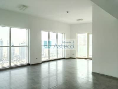 3 Bedroom Flat for Rent in Dubai Marina, Dubai - Brand new 3BR+M unit on high floor full Marina view