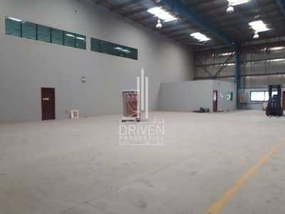 Warehouse for Rent in Jebel Ali, Dubai - For Rent Furnished Big Warehouse in JAFZA