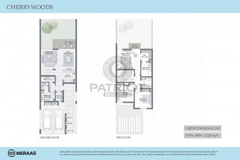 11 Great Investment Not to be Missed  -New Launch Townhouses by Meeras