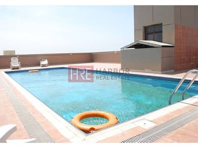 1 Bedroom Apartment for Rent in Muhaisnah, Dubai - Price Reduced 1 BR for Rent in National Bonds Plaza