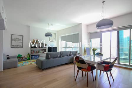 2 Bedroom Flat for Sale in Dubai Marina, Dubai - Ultra Modern Upgraded 2BR | Marina Views