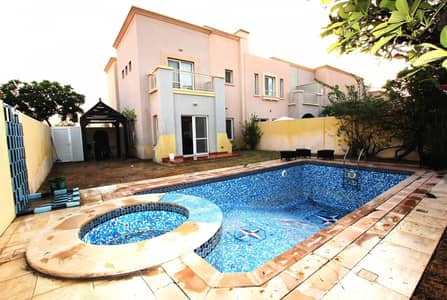 3 Bedroom Villa for Sale in The Springs, Dubai - Springs1 corner plot villa 3br+study