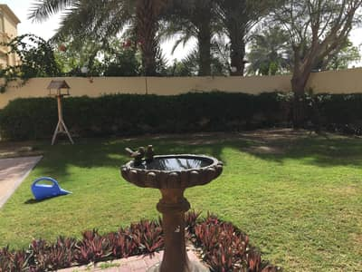 3 Bedroom Villa for Rent in Emirates Living, Dubai - 3br+study type 3E close to lake and park