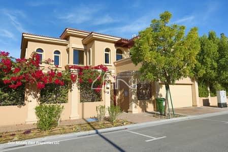 5 Bedroom Villa for Sale in Al Raha Golf Gardens, Abu Dhabi - Hot Deal Huge 5+M Villa w/ Pool & Garden