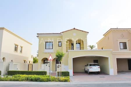 فیلا 5 غرف نوم للبيع في المرابع العربية 2، دبي - Brand New 5BR Villa in Arabian Ranches 2