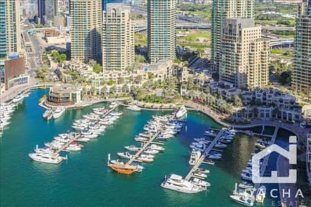 3 Bedroom Apartment for Rent in Dubai Marina, Dubai - BRAND NEW CHILLER FREE MARINA VIEW