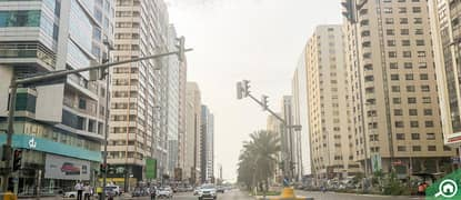 Find out more about Hamdan Street