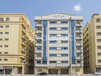 2 Bedroom Apartment for Rent in Muwaileh, Sharjah - Building from outside