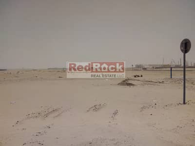 Plot for Rent in Dubai Industrial Park, Dubai - DIC || 85
