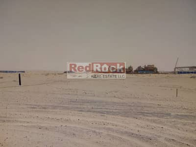 Plot for Rent in Dubai Industrial Park, Dubai - Commercial || 85