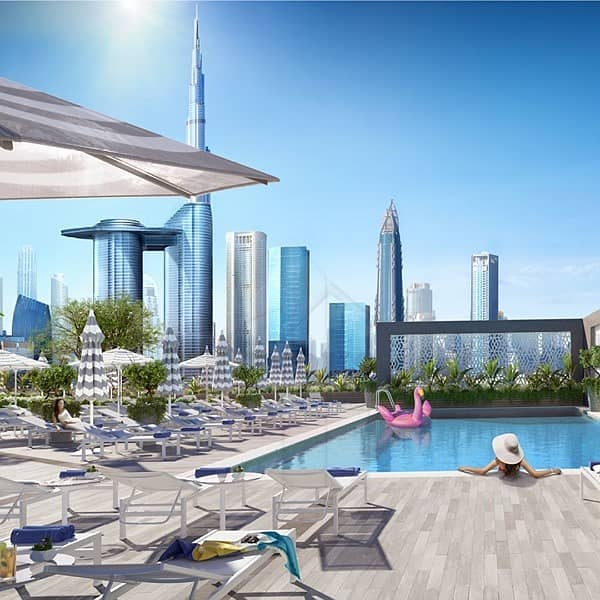 2 Rove City Walk From AED 733,888* | 8% ROI*