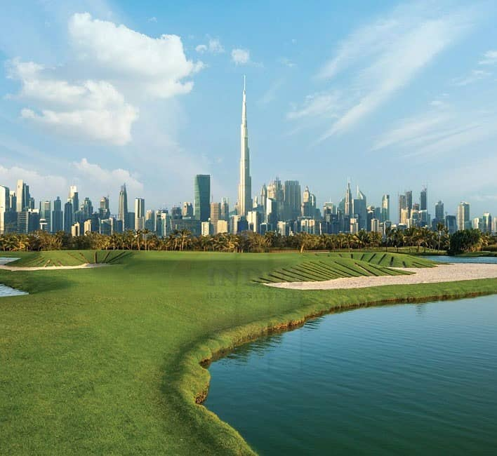 2 Luxury Golf Suites | 2% DLD Waiver