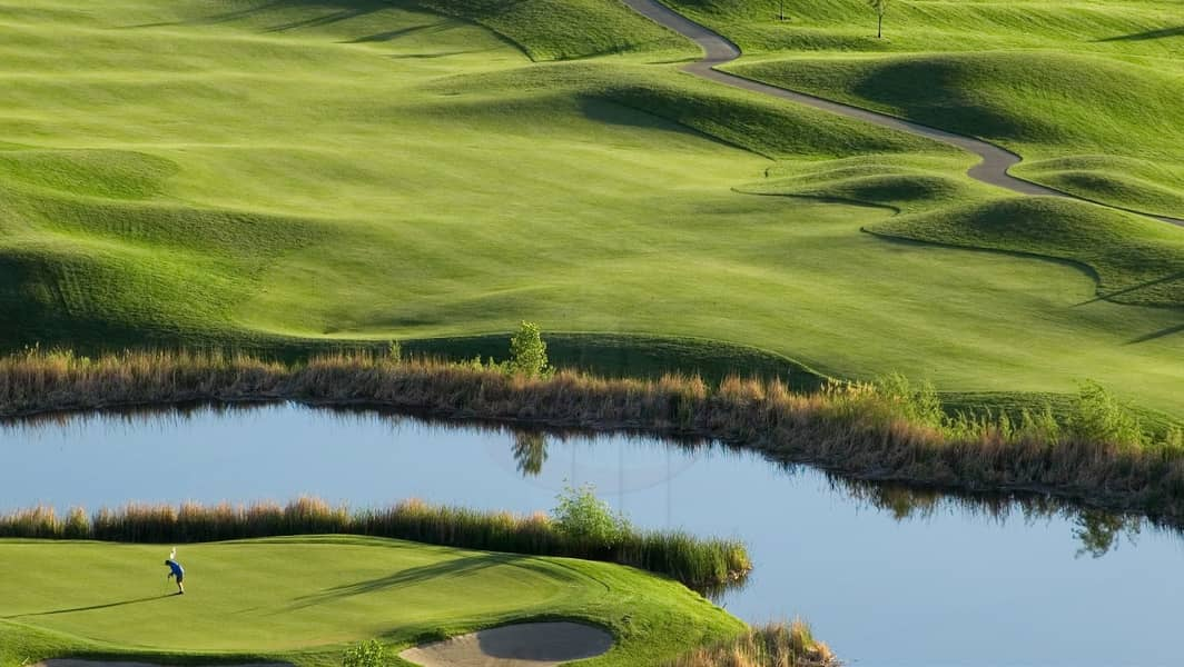 10 Luxury Golf Suites | 2% DLD Waiver