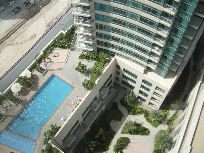 2 High Floor 2BR Lofts West with Burj View