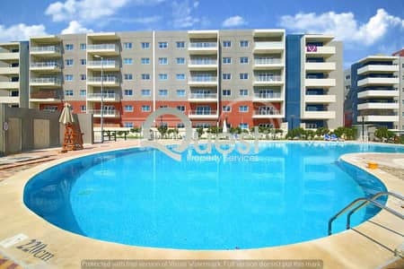 1 Bedroom Apartment for Sale in Al Reef, Abu Dhabi - 1 BR Apartment with LOWEST PRICE in al reef !