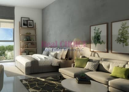 Studio for Sale in Dubai South, Dubai - Affordable Studio | The Pulse Residence