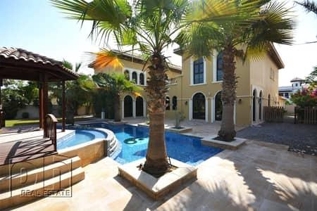 7 Bedroom Villa for Sale in The Villa, Dubai - Stunning Mallorca Villa With Pool