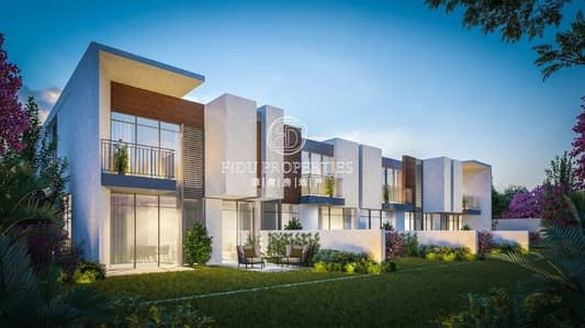 4 Bedroom Townhouse for Sale in Dubailand, Dubai - Book only for 5%. Latest Meraas Project