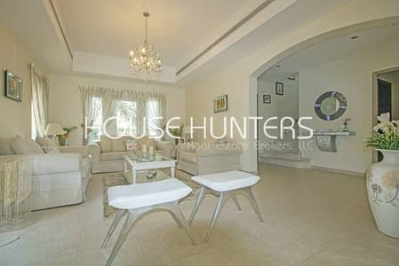 4 Bedroom Villa for Sale in Arabian Ranches, Dubai - Exclusive | Fabulous Type 14 in Al Mahra| Single row