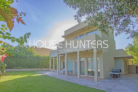3 Bedroom Villa for Sale in Arabian Ranches, Dubai - Exclusive | Type 9 | Landscaped garden |
