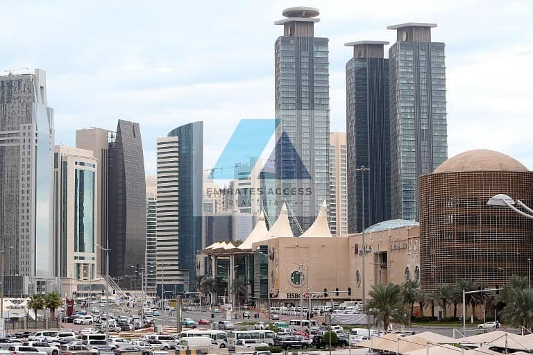 2 RESIDENTIAL MALL WITH EXCELLENT VIEWS AND LOCATED ON BUHAIRA KHALED IS AVAILABLE ON SALE