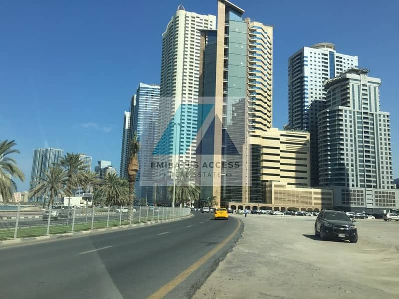 RESIDENTIAL WITH EXCELLENT VIEWS AND LOCATED ON BUHAIRA KHALED IS AVAILABLE ON SALE