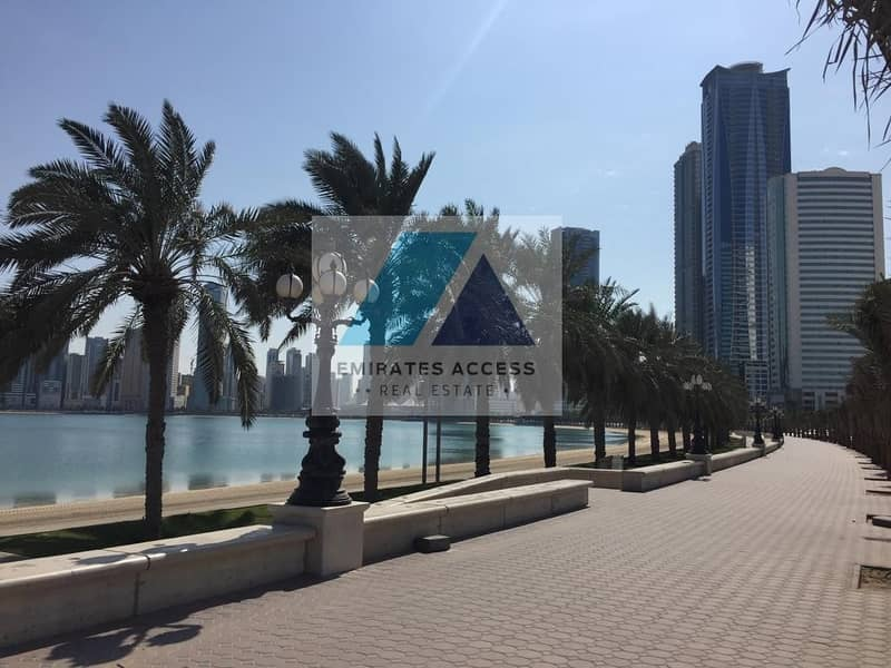 11 RESIDENTIAL WITH EXCELLENT VIEWS AND LOCATED ON BUHAIRA KHALED IS AVAILABLE ON SALE