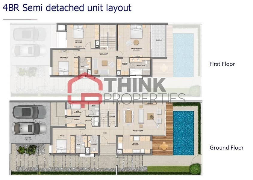 10 Brand New 4BR Semi-detached Unit Ready  Now