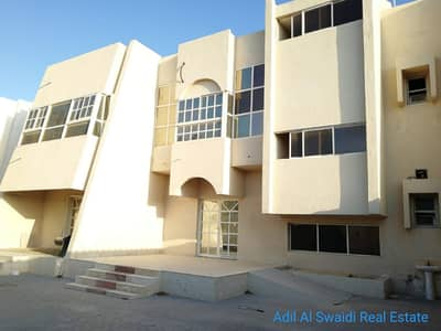 7 Bedroom Villa for Rent in Al Jazzat, Sharjah - 7 BHK D/S Villa with 2 entrance, majlis, living dining, maidroom, covd parking in Jazzat