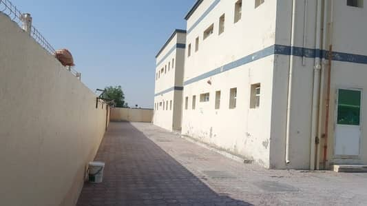 Cheapest Prices Labour Camp 70 Rooms Available for Rent in Al Jurf Near to China Mall Including or excluding 900 Pr Room or Including 1500 CALL RAWAL