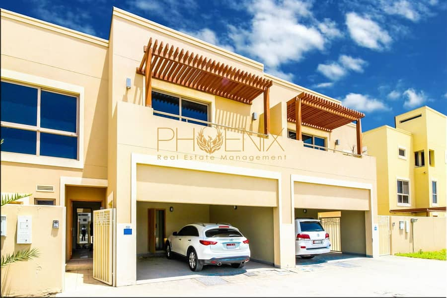 Exclusive Community for 3BR Townhouse