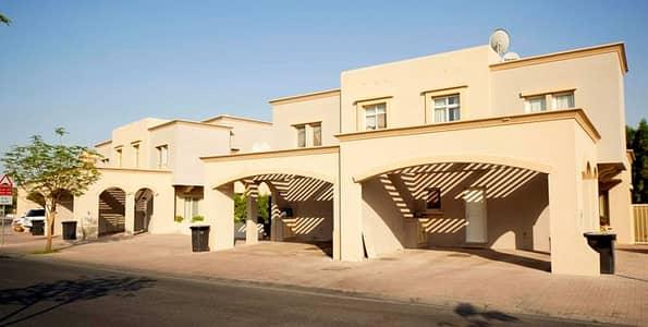 3 Bedroom Villa for Rent in The Springs, Dubai - Spring Type 2E single row villa