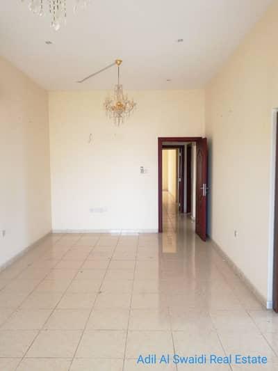 4 Bedroom Villa for Rent in Al Shahba, Sharjah - Spacious 4 BHK D/S Villa with all master rooms, majlis, 2 living dining, maidroom in Shahba