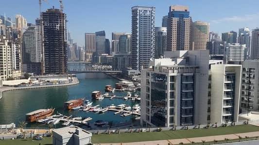 2 Bedroom Apartment for Rent in Dubai Marina, Dubai - Huge 2 BR Apartment with Full Marina View