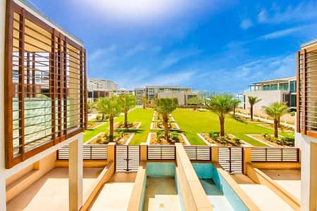 2 Bedroom Flat for Rent in Al Raha Beach, Abu Dhabi - Sea View with 4 Payments 2 BR in Al Raha Beach