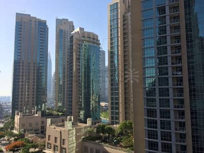 2 Bedroom Apartment for Rent in Downtown Dubai, Dubai - Furnished 2 Bed For Rent in Blvd Central