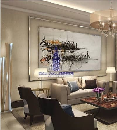 1 Bedroom Apartment for Sale in Downtown Dubai, Dubai - The Address Fountain Views 1Br Apartment with Burj/Fountain view