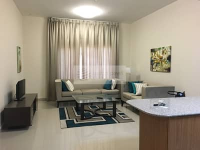 1 Bedroom Apartment for Rent in Downtown Jebel Ali, Dubai - 2 Chqs Only Fully Furnished Great Layout
